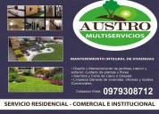 Servicios de limpieza de viviendas, oficinas, loca