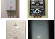 Reparaciones mantenimientos calefones refrigerador