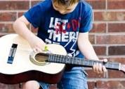 Clases de guitarra para niños.valle de los chillos