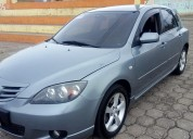 Vendo mazda 3 flamante
