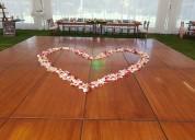 """Organizacion de bodas, 15 aÑos, """"amaranta eventos"""""""