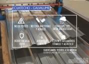 Galvalume ecuatecho guayaquil