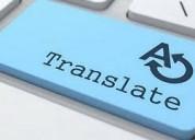 Traducciones es-en-ru-pt notarizadas o simples