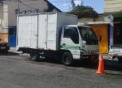 Alquiler de camionetas para fletes y mudanzas