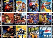 Ventas de videos juedos de ps1,2,3y 4 cds, dvds