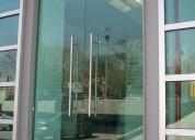 Instalaciones en aluminio y vidrio cel. 0992012368