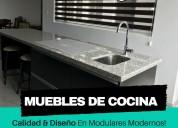Muebles de cocina, closets, baÑos de calidad