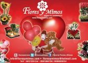 Flores y mimos...expresa tus sentimientos!!