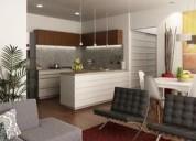 Suite de venta centro norte quito 1 dormitorios 54 m2
