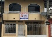 Vendo casa rentera en cdla las orquideas 5 dormitorios 105 m2