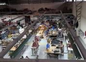 Vendo infraestructura de negocio con o sin maquinaria 2949 m2