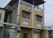 Cdla las orquidea vendo casa de dos plantas 6 dormitorios 105 m2