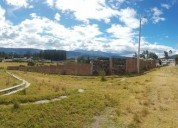 Venta de terreno residencial sector san rafael 1439 m2