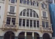 Venta edificio patrimonial esquinero en el malecon 3100 m2