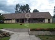 Hacienda en venta amaguana 10 dormitorios 62920 m2