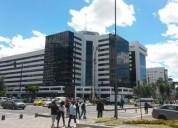 Av amazonas y nnuu vendo oficinas 1000 m2 en quito
