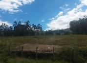 Terreno de venta una hectarea sector santa monica de conocoto en quito