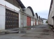 Bodega galpon en alquiler en via daule 1800 m2
