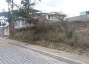 Venta de terreno de 633 m2 en urbanizacion cerrada nayon en quito