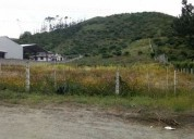 Vendo terreno industrial calacali mitad del mundo 5000 m2