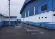 Venta de bodega industrial via duran tambo 7000 m2