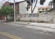Vendo terreno urbanizacion el condado primera etapa 467 m2