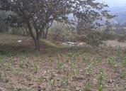 Vendo lote de terreno nayon linda vista privacidad 1370 m2
