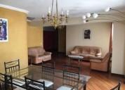 arriendo departamento amoblado sector rio coca 3 dormitorios 140 m2