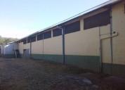 2 bodega unidas sector amaguana para industrias o bodegaje 1600 m2
