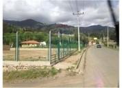 terreno en arriendo sector san joaquin 780 m2
