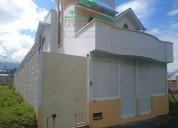 De oportunidad de vende hermosa casa en cayambe 2 dormitorios 528 m2