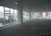Republica oficina por estrenar en renta 167 m2 en quito
