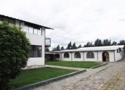 Vendo terreno con galpones en conocoto valle de los chillos 1735 m2