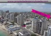 Vendo lote de terreno a 7 cuadras del hotel barcelo 26 000 145 m2