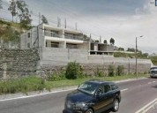 Vendo departamento con terraza sector cumbaya 3 dormitorios 305 m2