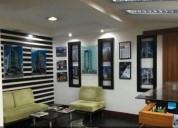 Vendo o arriendo oficina amoblada en la av shyris 195 m2