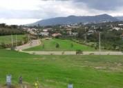 Venta de terreno en urbanizacion de lujo la quinta cumbaya 1015 m2