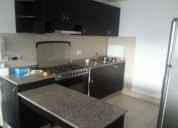 Aaa excelente dpto de renta sector monetserrin bajo de 95m 3d amoblado 3 dormitorios 95 m2
