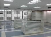Exclusiva oficina comercial bahia 188 m2