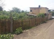 Se vende terreno cercado de por parque forestal en portoviejo 351 m2