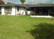 Tumbaco hermosa quinta en venta 3 dormitorios