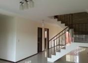 Se vende linda casa urbanizacion villa club 4 dormitorios 148 m2