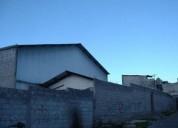 Bodega de venta en el sector la luz 1262 m2