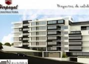 Proyecto navarra departamentos de 81 22 mts 3 dormitorios 81 m2
