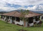 Vista espectacular quinta en pifo casa rustica rosana cocios 2 dormitorios 13700 m2