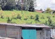 Vendo terreno para proyecto inmobiliario en sangolqui rosana cocios 10744 m2