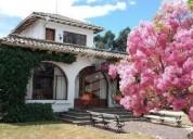 Vendo preciosa hacienda de lujo en sangolqui rosana cocios 5 dormitorios 23400 m2