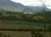 Se vende 16 hectareas en quichinche 160000 m2