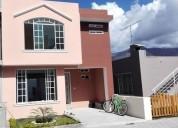 Se vende casa nueva con acabados de primera 4 dormitorios 100 m2