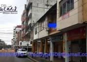Vendo casa en plena zona comercial en el centro de portoviejo de opo 2 dormitorios 64 m2